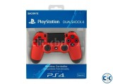 Sony PlaySation DualShock 4 Red Blue Colour