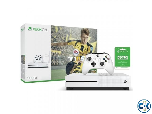 Xbox One 1TB Console | ClickBD large image 1