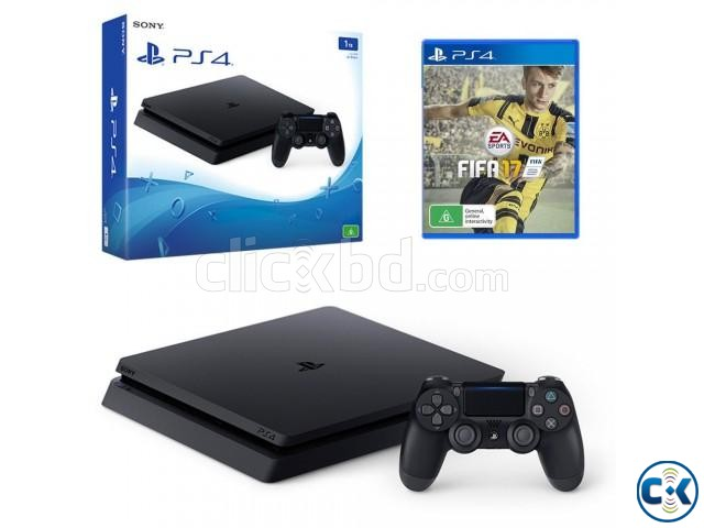 PlayStation 4 Slime 500GB | ClickBD large image 0