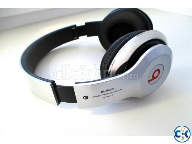 Beats Bluetooth Stereo Dynamic Headphones Stn 16 Clickbd