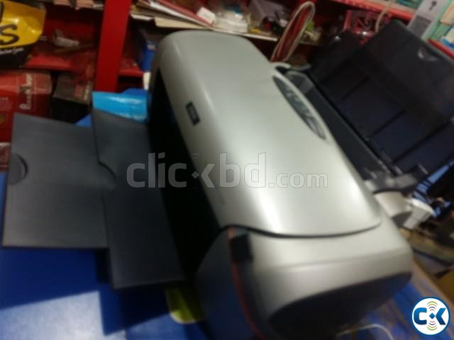 IPSON R230 Photo printer urgent sale in Chittagong | ClickBD large image 1