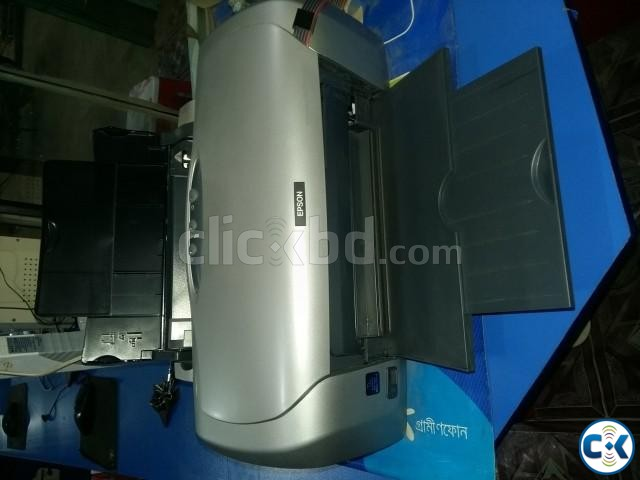 IPSON R230 Photo printer urgent sale in Chittagong | ClickBD large image 2