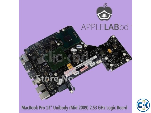 MacBook Pro 13 Unibody Mid 2009 2.53 GHz Logic Board | ClickBD large image 0
