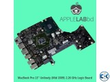 MacBook Pro 13 Unibody Mid 2009 2.26 GHz Logic Board