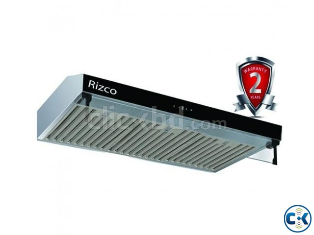 New Rizco Kitchen Hood Slim Type  | ClickBD large image 0