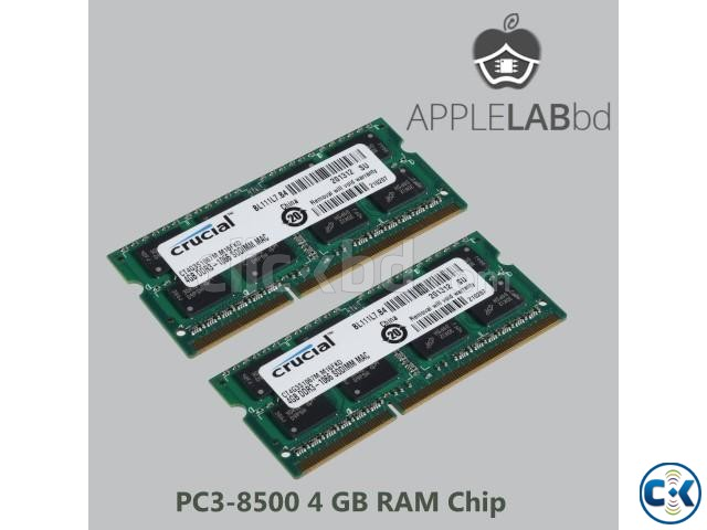 PC3-8500 4 GB RAM Chip | ClickBD large image 0