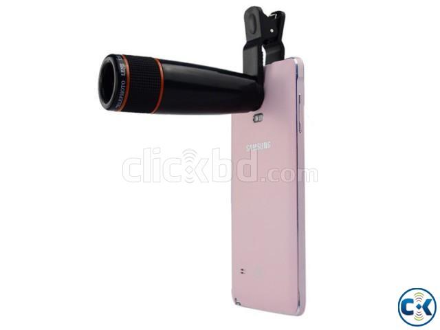 Original Clip 12X Mobile Lens  | ClickBD large image 0