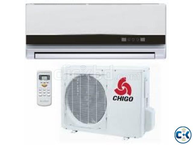 Chigo 2 ton split type air conditioner clickbd for Split type ac