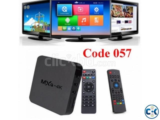 MXQ 4K Android Smart TV Box | ClickBD large image 0