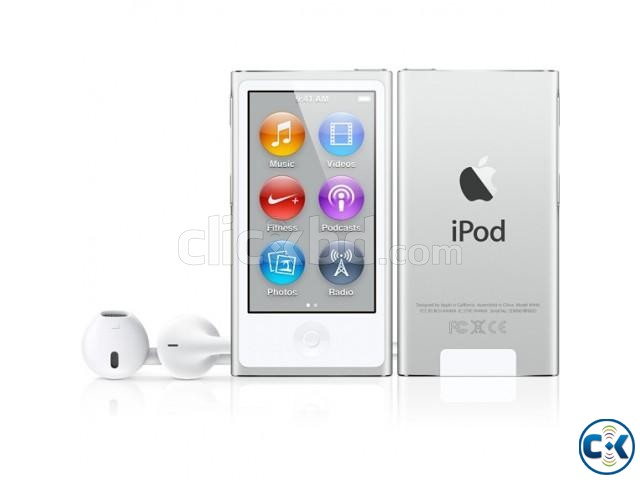 Apple ipod 7th gen | ClickBD large image 0