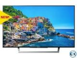 SONY 43 inch W752D BRAVIA LED backlight TV