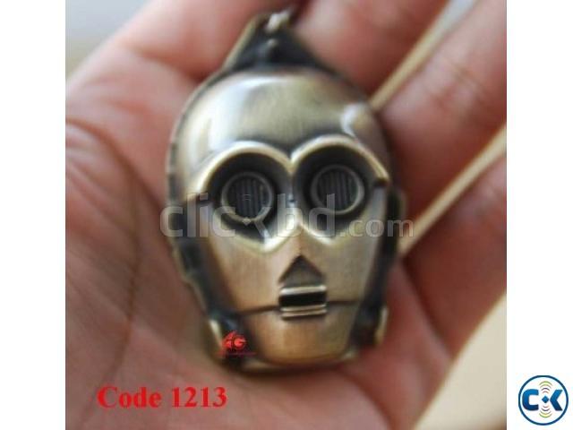 C-3PO Figure Keychain | ClickBD large image 0
