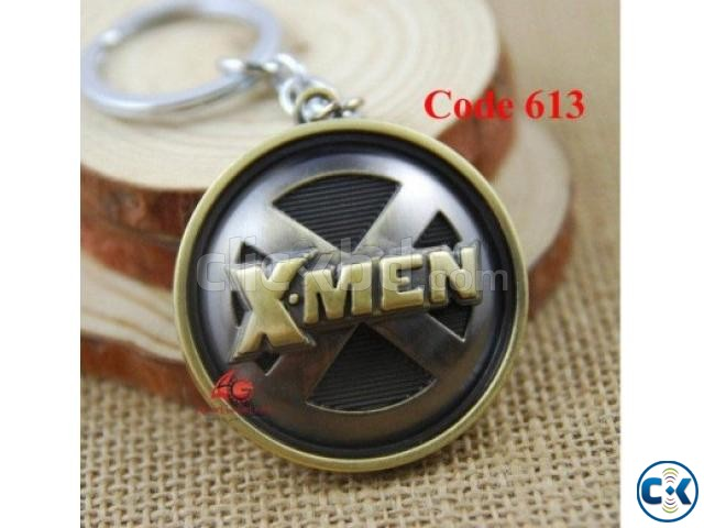 X Men Keyring | ClickBD large image 0