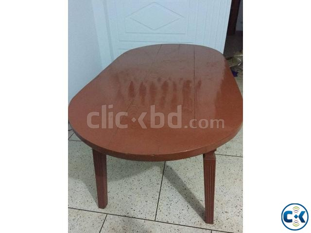 Dining Table for sale | ClickBD large image 1