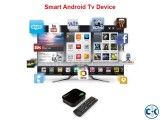Android Smart TV Device