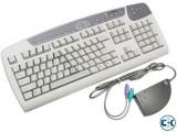 A4 Tech Wireless Keyboard