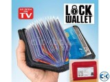Smart Card Wallet with Zippers