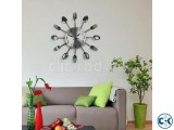 Unique Design Spoon Wall Clocks