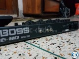 BOSS ME 80 Processor BOSS Adapter