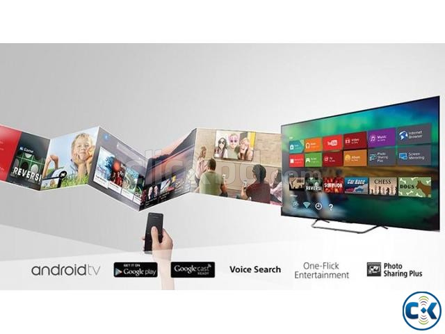 Sony TV W800C 43 inch Smart Android 3D LED TV | ClickBD large image 1