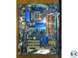 C2D E8400 P45 UD3R Transcend aXeRAM and Zalman cooler