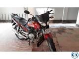 Yamaha 125cc ownership 100 ok