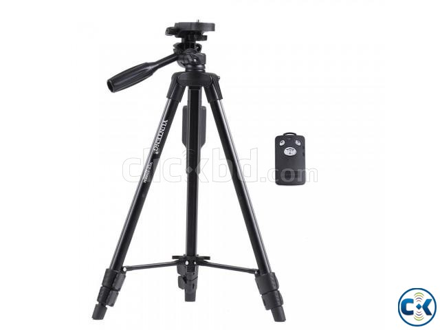 Yunteng VCT-5208 Mobile and Camera Tripod | ClickBD large image 2