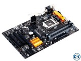 Gigabyte H97 HD3 Gaming Motherboard with 1.5 year warranty