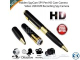 Hidden HD Spy pen Camera