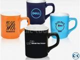 Company logo mug print