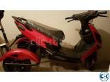 3 Wheel Heavy Electric Motor Bike
