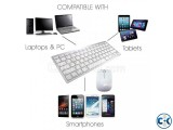 Wireless Keyboard For Tab Mobile PC-