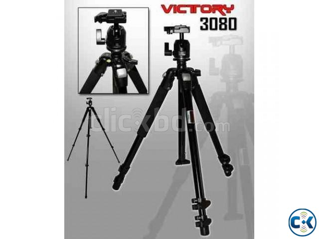 Professional Tripod Stand Victory 3080 | ClickBD large image 1