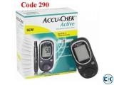 Accu-Chek Active Blood Glucose Test Meter