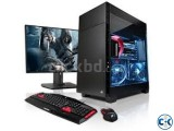 Unbeliveable Price _ Core i3 pc 17 Led