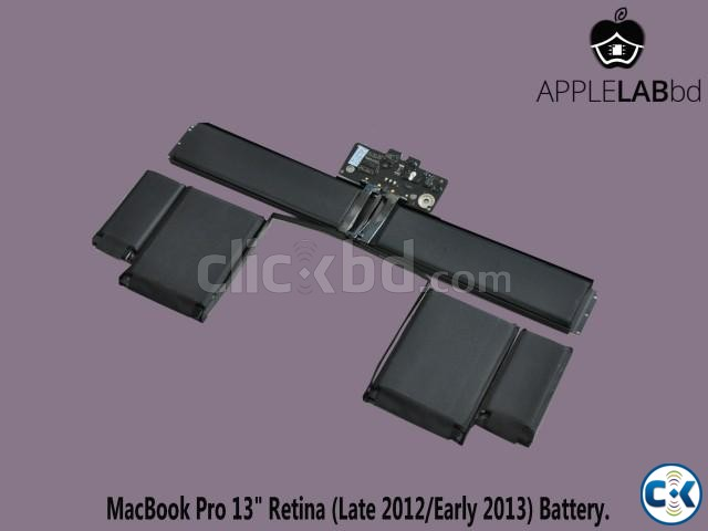 MacBook Pro 13 Retina Late 2012 Early 2013 Battery. | ClickBD large image 0