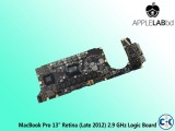 MacBook Pro 13 Retina Late 2012 2.9 GHz Logic Board