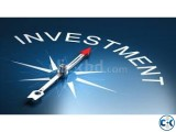 Investment in a good project or business