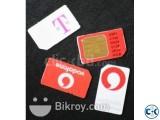 VIP All Oparetor First Series Nice Sim Sell..