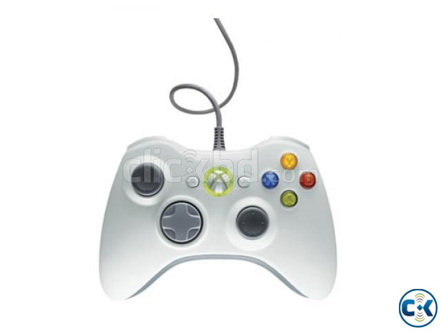 Xbox-360 wire wireless controller best price in BD | ClickBD large image 1