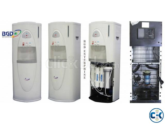 Free-Standing RO with Hot Cold Dispensing System | ClickBD large image 0