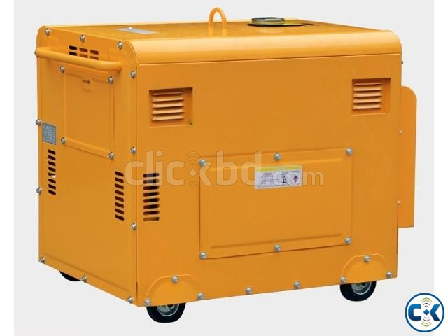 China Diesel Generator 5 kva | ClickBD large image 0