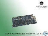 MacBook Pro 13 Retina Late 2013 2.6 GHz Logic Board