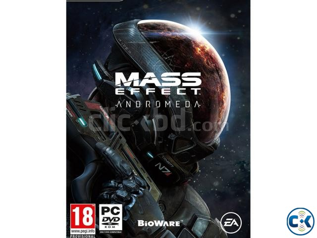 Mass Effect Andromeda CD Key for Origin | ClickBD large image 0