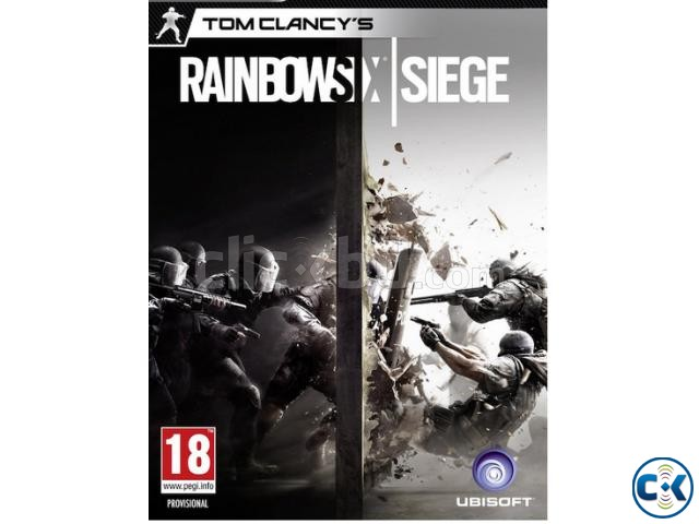 Tom Clancy s Rainbow Six Siege CD Key For Uplay | ClickBD large image 0