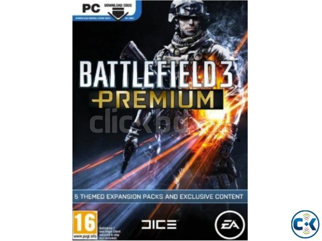 Battlefield 3 Premium CD Key | ClickBD large image 0
