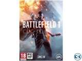 Battlefield 1 CD Key for Origin