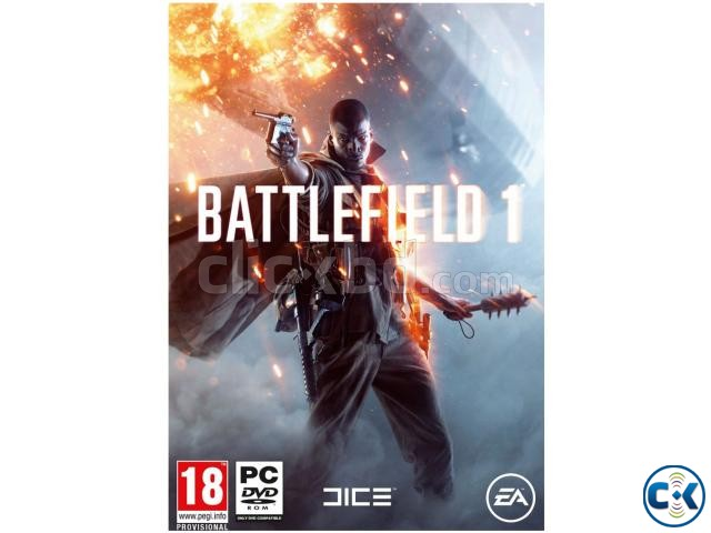 Battlefield 1 CD Key for Origin | ClickBD large image 0
