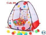 Toy Tent House for Kids With out Balls