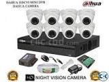 Dahua HCVR4108HS-S3 8 CH 8 Camera HD DVR Package